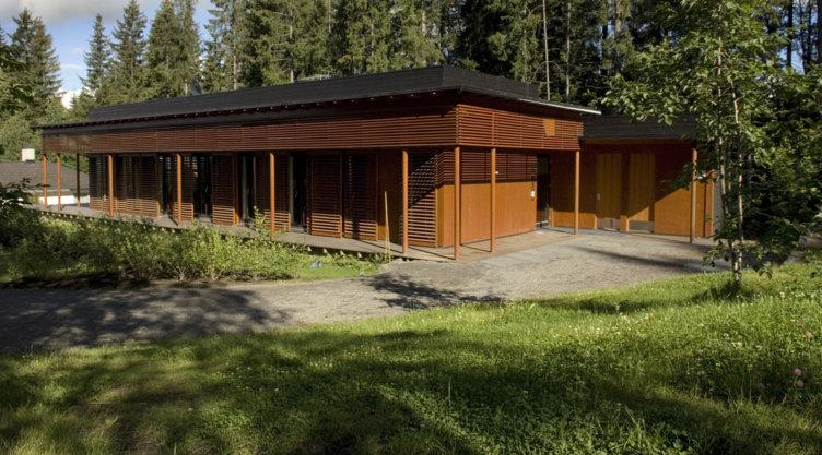 Framtidshuset på Maihaugen, Lillehammer.