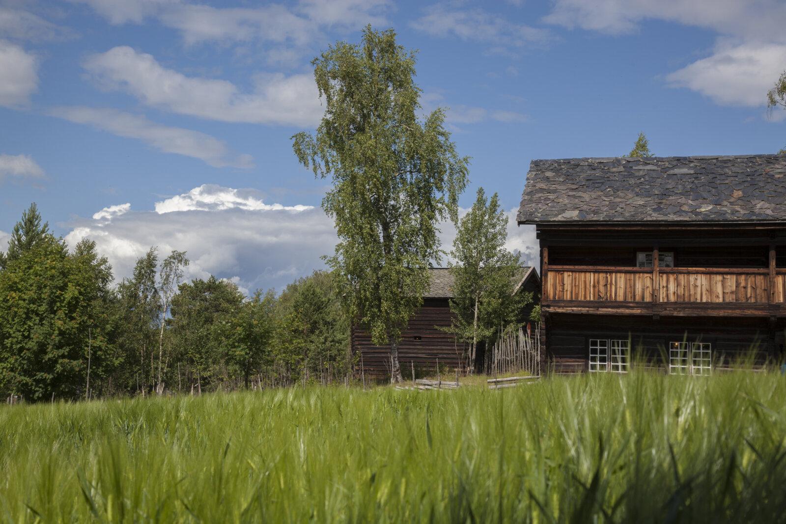 Åker på Maihaugen på  Lillehammer